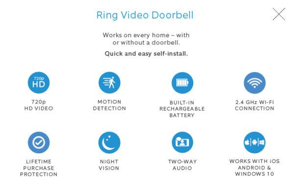 Ring Doorbell - matcomgroup
